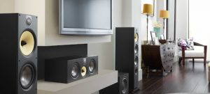 Integrating Audio Into One's Décor