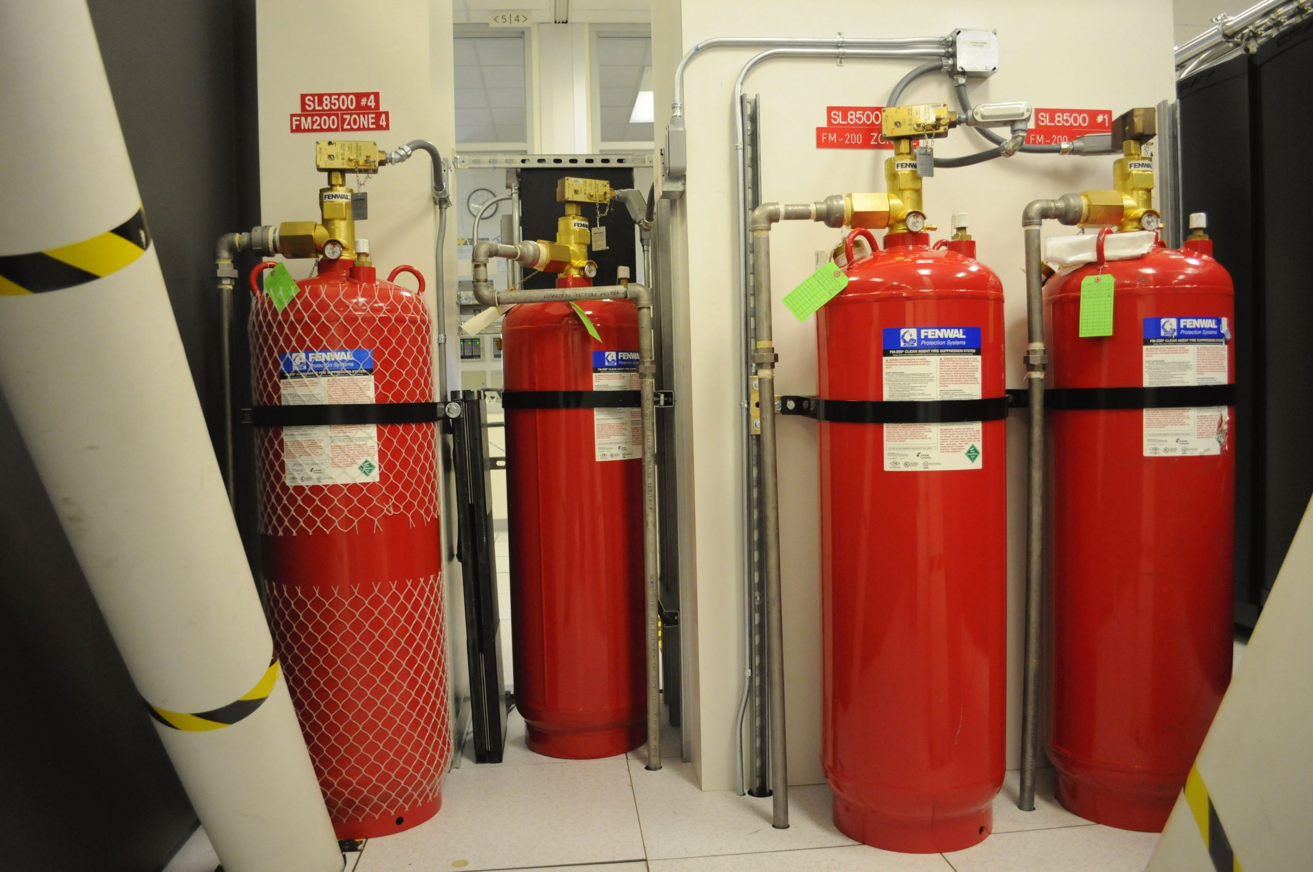 FM 200 Fire Suppression System and its benefits
