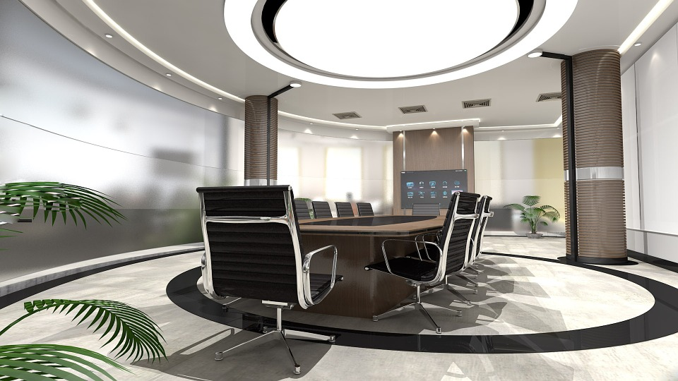 Benefits of hiring an interior design company for your office