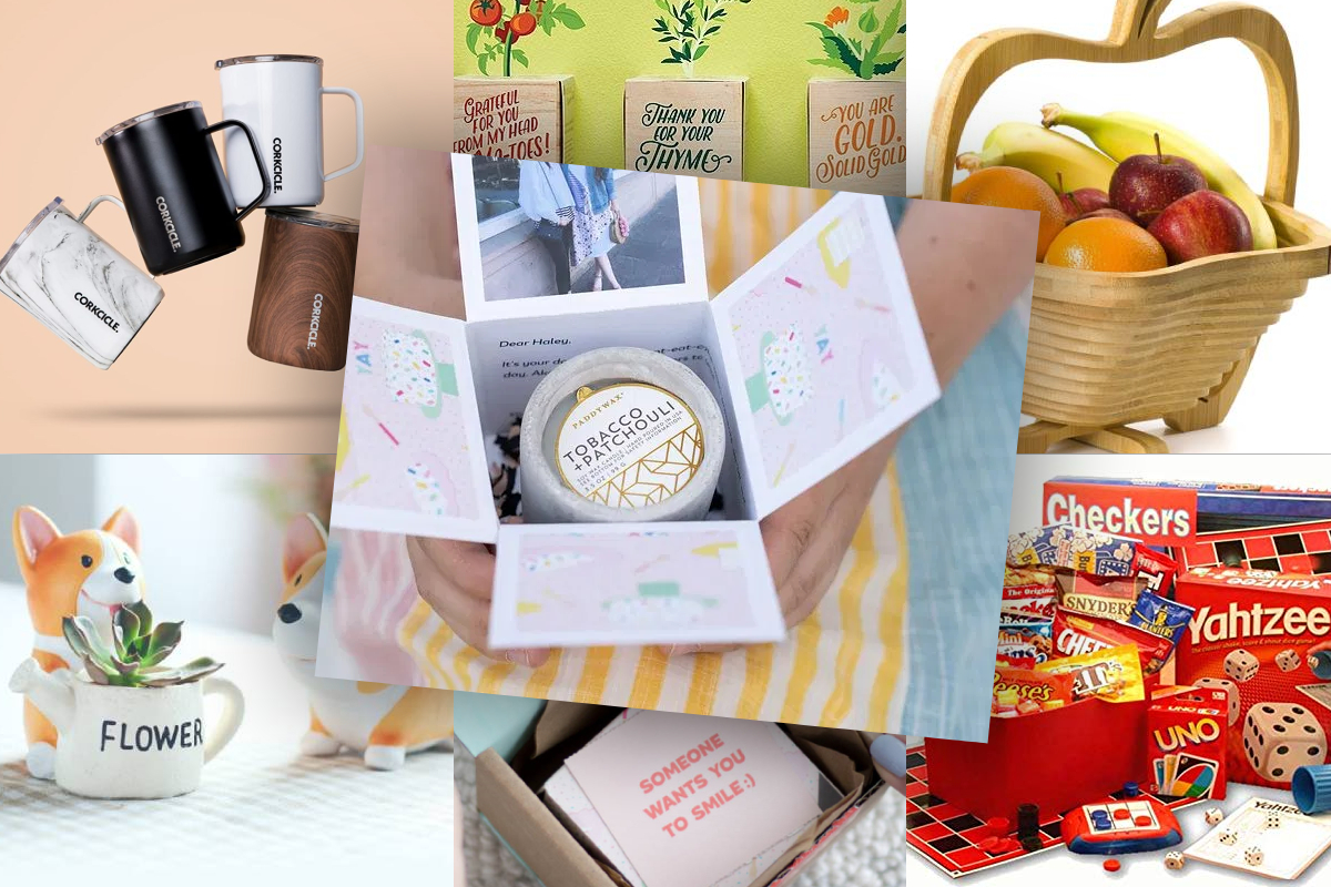 A few cost-effective corporate gifts ideas