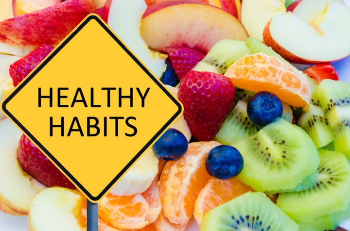 Following Healthy Eating Habits